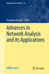 Cover Advances in Network Analysis and its Applications