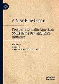 Cover A New Blue Ocean