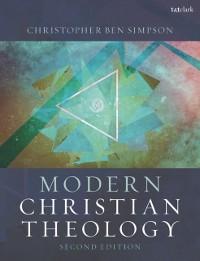 Cover Modern Christian Theology