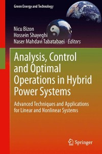 Cover Analysis, Control and Optimal Operations in Hybrid Power Systems