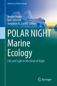 Cover POLAR NIGHT Marine Ecology