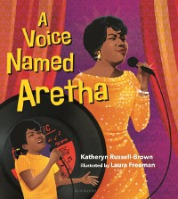 Cover Voice Named Aretha