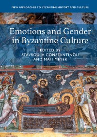 Cover Emotions and Gender in Byzantine Culture