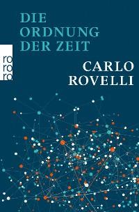 Cover Die Ordnung der Zeit