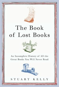 Cover Book of Lost Books