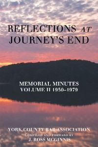 Cover Reflections at Journey's End