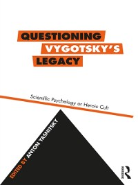 Cover Questioning Vygotsky's Legacy