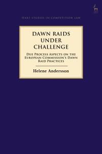 Cover Dawn Raids Under Challenge
