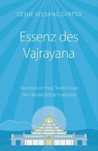 Cover Essenz des Vajrayana