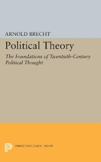 Cover Political Theory