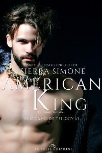 Cover American King: Edizione italiana