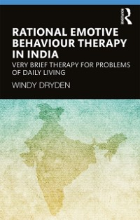Cover Rational Emotive Behaviour Therapy in India