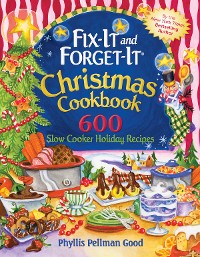 Cover Fix-It and Forget-It Christmas Cookbook