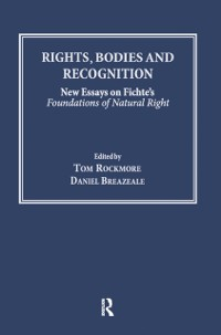 Cover Rights, Bodies and Recognition