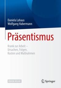 Cover Prasentismus