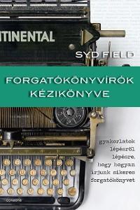 Cover Forgatókönyvírók kézikönyve