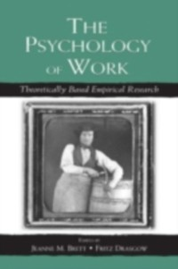 Cover Psychology of Work
