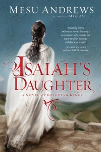 Cover Isaiah's Daughter