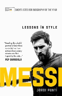 Cover Messi: Lessons in Style