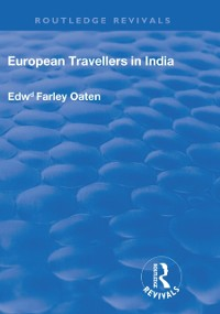 Cover European Travellers in India