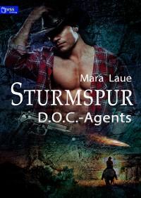 Cover D.O.C.-Agents 3: Sturmspur