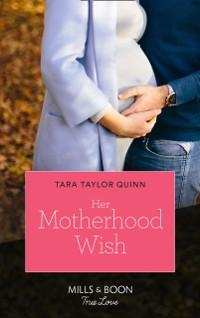 Cover Her Motherhood Wish