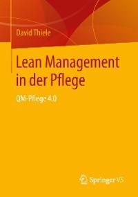 Cover Lean Management in der Pflege