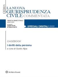 Cover I diritti della persona