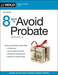 Cover 8 Ways to Avoid Probate