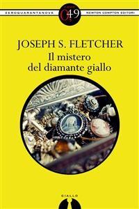 Cover Il mistero del diamante giallo