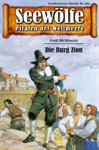 Cover Seewölfe - Piraten der Weltmeere 495
