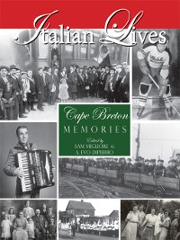 Cover Italian Lives, Cape Breton Memories