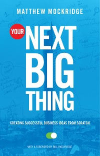 Cover Your Next Big Thing