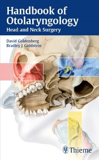 Cover Handbook of Otolaryngology