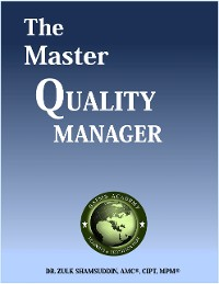 Cover The Master Quality Manager