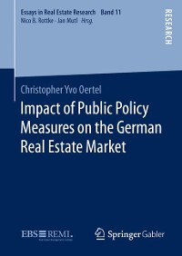 Cover Impact of Public Policy Measures on the German Real Estate Market