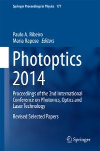 Cover Photoptics 2014