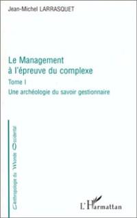 Cover Management a l'epreuve du complexe t. 1