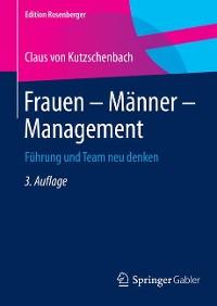 Cover Frauen – Männer – Management