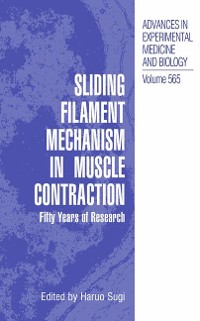 Cover Sliding Filament Mechanism in Muscle Contraction
