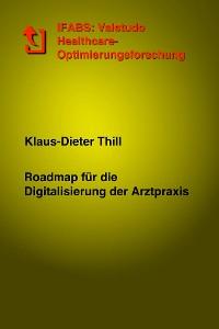 Cover Roadmap für die Digitalisierung der Arztpraxis