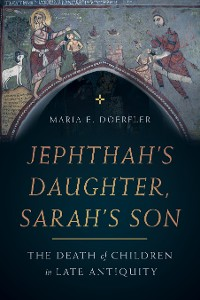 Cover Jephthah's Daughter, Sarah's Son