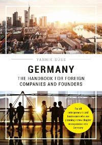 Cover Germany – The Handbook for Foreign Companies and Founders