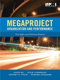 Cover Megaproject Organization and Performance