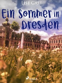 Cover Ein Sommer in Dresden