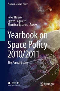 Cover Yearbook on Space Policy 2010/2011