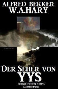 Cover Der Seher von Yys: Science Fiction Thriller