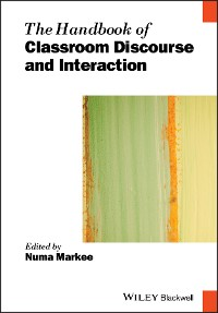 Cover The Handbook of Classroom Discourse and Interaction
