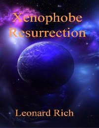 Cover Xenophobe Resurrection