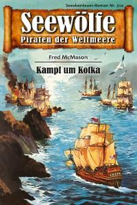 Cover Seewölfe - Piraten der Weltmeere 314